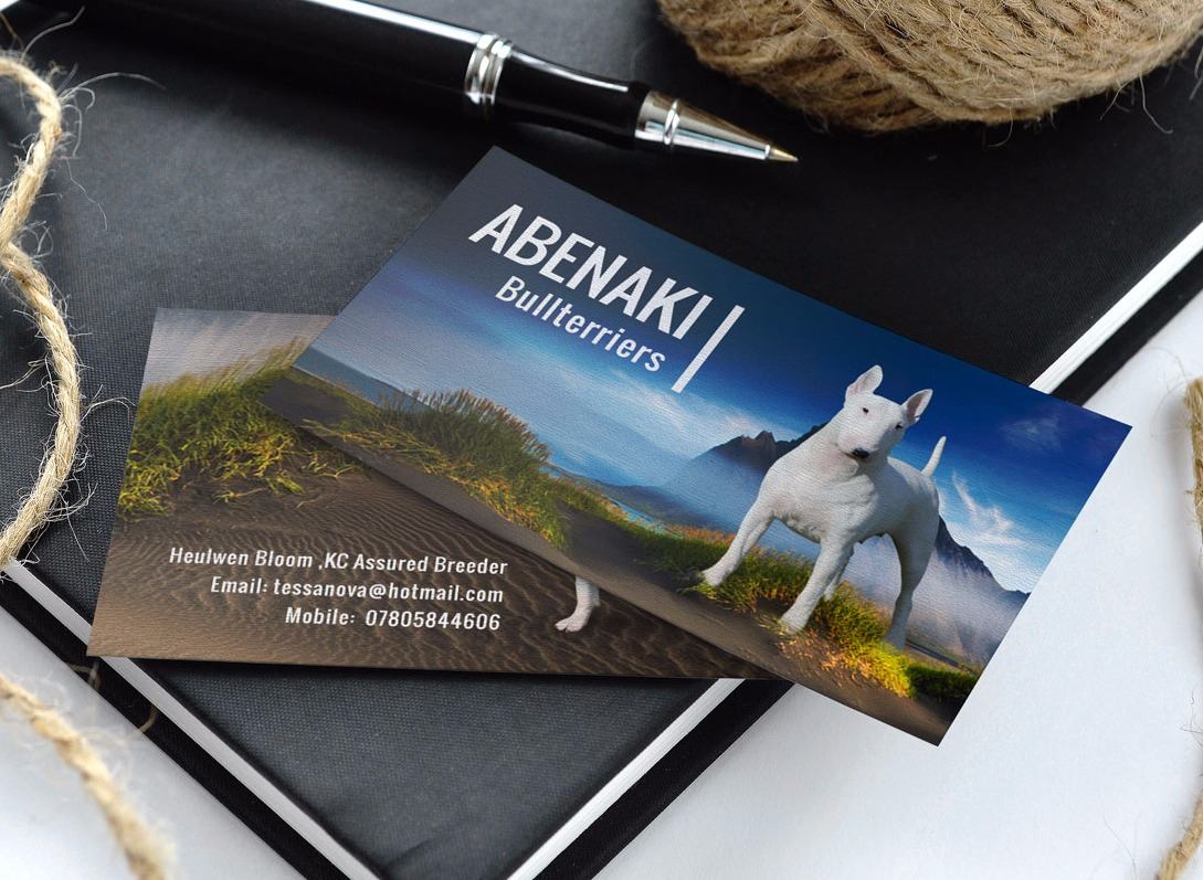 Breeder business card design by is